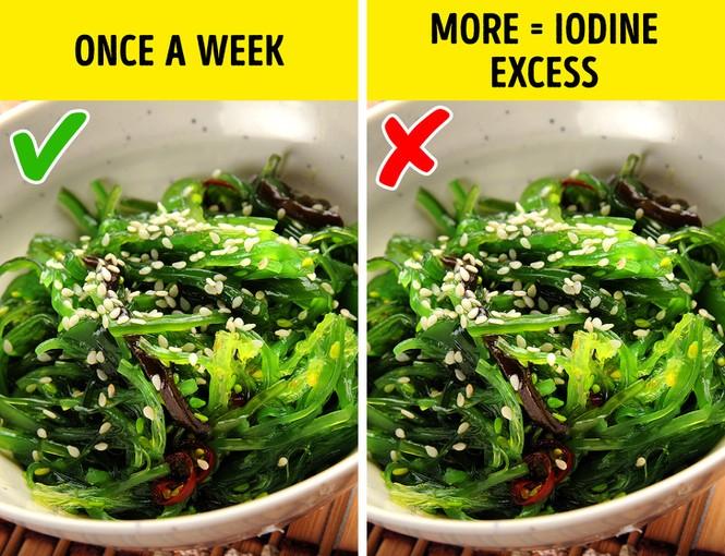 Thực phẩm tốt không nên ăn nhiều: Những loại thực phẩm tốt nhưng không nên ăn quá nhiều - ảnh 4