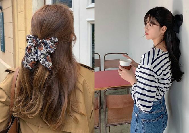 Tóc đẹp: Ba kiểu tóc
