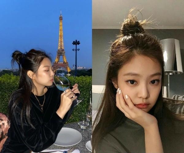 Jennie (BLACKPINK): Các kiểu tóc được yêu thích của Jennie - ảnh 3