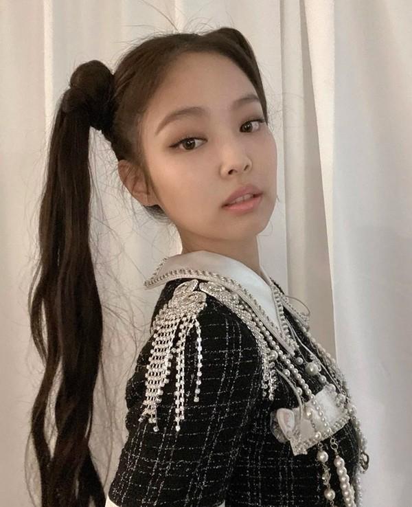 Jennie (BLACKPINK): Các kiểu tóc được yêu thích của Jennie - ảnh 2