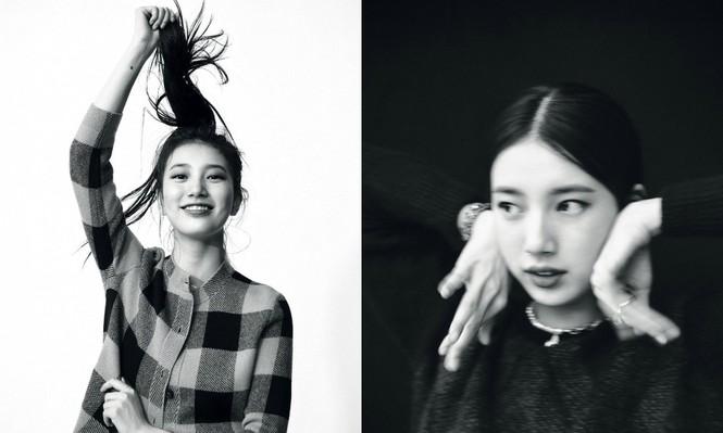 Suzy xinh đẹp sang trọng