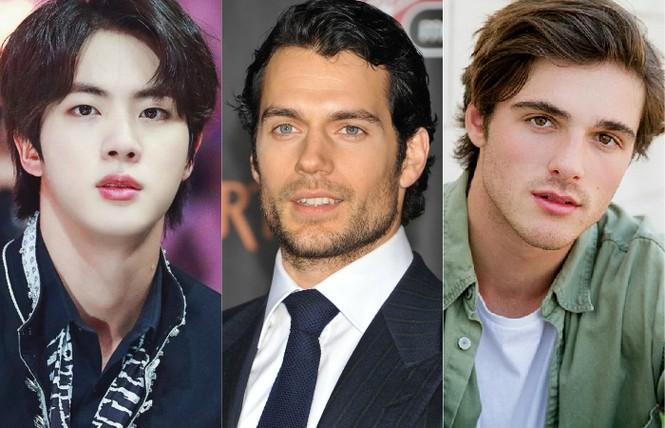 Phân tích khoa học như thế nào mà Jin (BTS) lọt vào Top 3 Gương mặt hoàn hảo nhất Thế giới? - ảnh 1