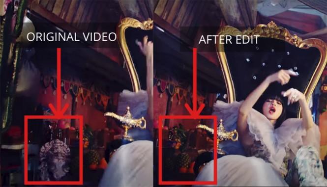 Sau làn sóng chỉ trích dữ dội từ fan Ấn Độ, YG đã chỉnh sửa lại MV How You Like That - ảnh 2