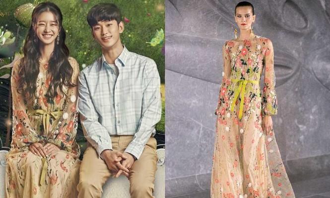 Loạt đồ hiệu siêu sang chảnh của Seo Ye Ji - nữ chính xinh đẹp trong drama Điên Thì Có Sao - ảnh 1