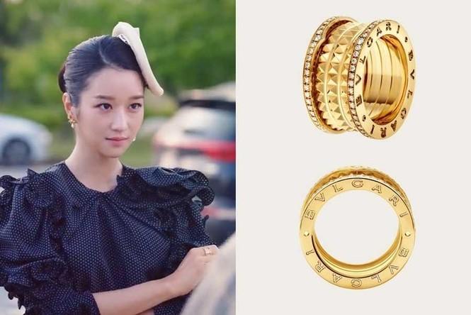 Loạt đồ hiệu siêu sang chảnh của Seo Ye Ji - nữ chính xinh đẹp trong drama Điên Thì Có Sao - ảnh 9
