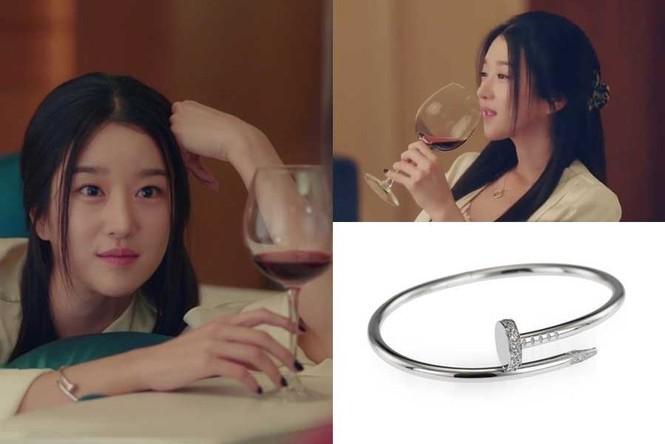 Loạt đồ hiệu siêu sang chảnh của Seo Ye Ji - nữ chính xinh đẹp trong drama Điên Thì Có Sao - ảnh 5