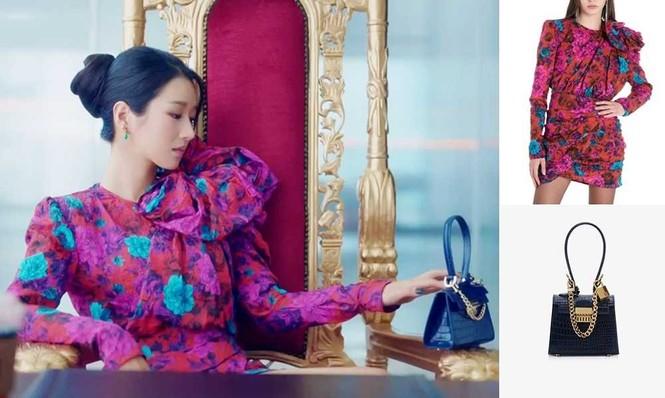 Loạt đồ hiệu siêu sang chảnh của Seo Ye Ji - nữ chính xinh đẹp trong drama Điên Thì Có Sao - ảnh 3