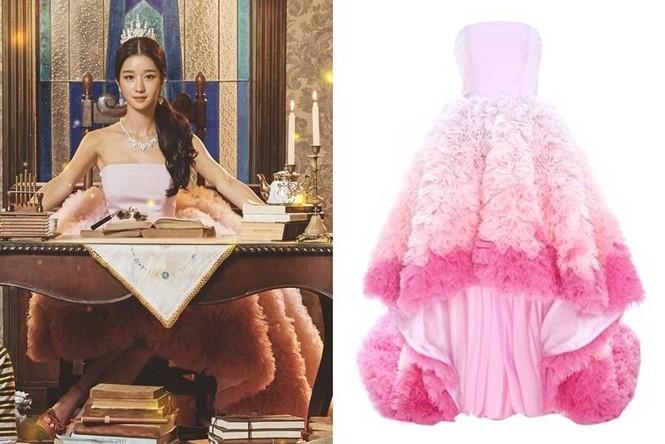 Loạt đồ hiệu siêu sang chảnh của Seo Ye Ji - nữ chính xinh đẹp trong drama Điên Thì Có Sao - ảnh 2