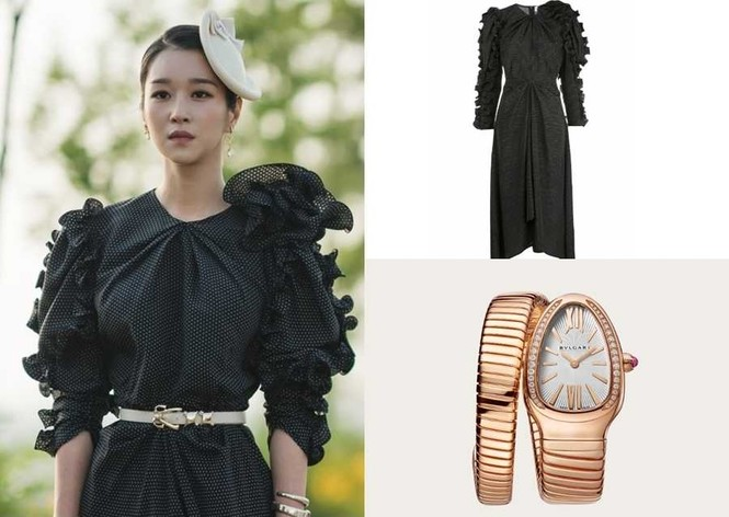 Loạt đồ hiệu siêu sang chảnh của Seo Ye Ji - nữ chính xinh đẹp trong drama Điên Thì Có Sao - ảnh 8
