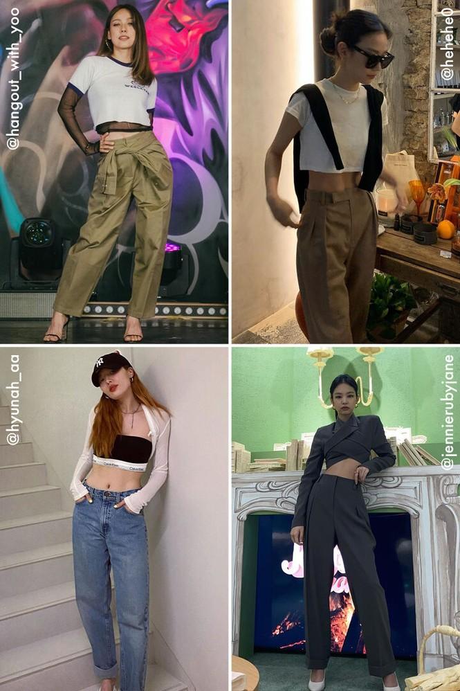 Mách bạn 4 xu hướng thời trang đang được các idol yêu thích nhất trong mùa Hè năm nay - ảnh 1