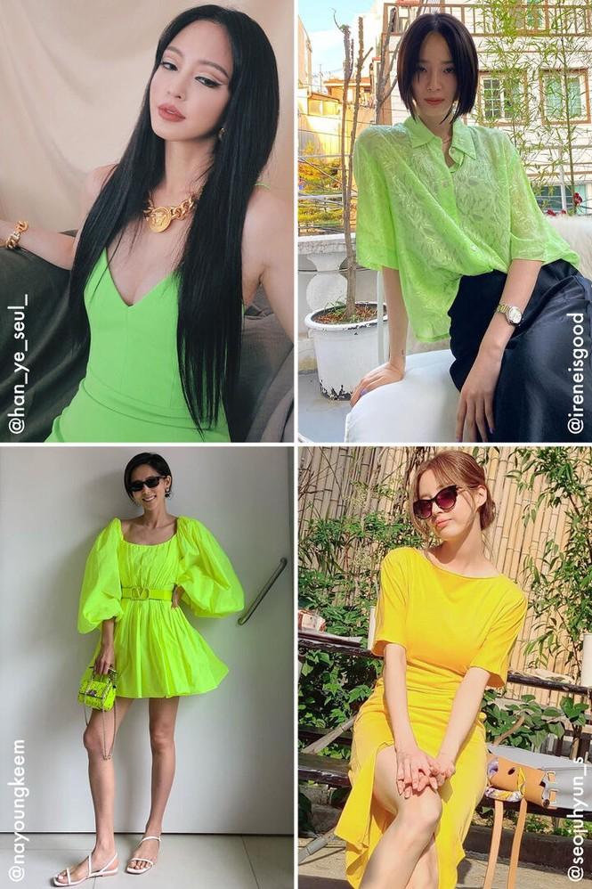 Mách bạn 4 xu hướng thời trang đang được các idol yêu thích nhất trong mùa Hè năm nay - ảnh 4