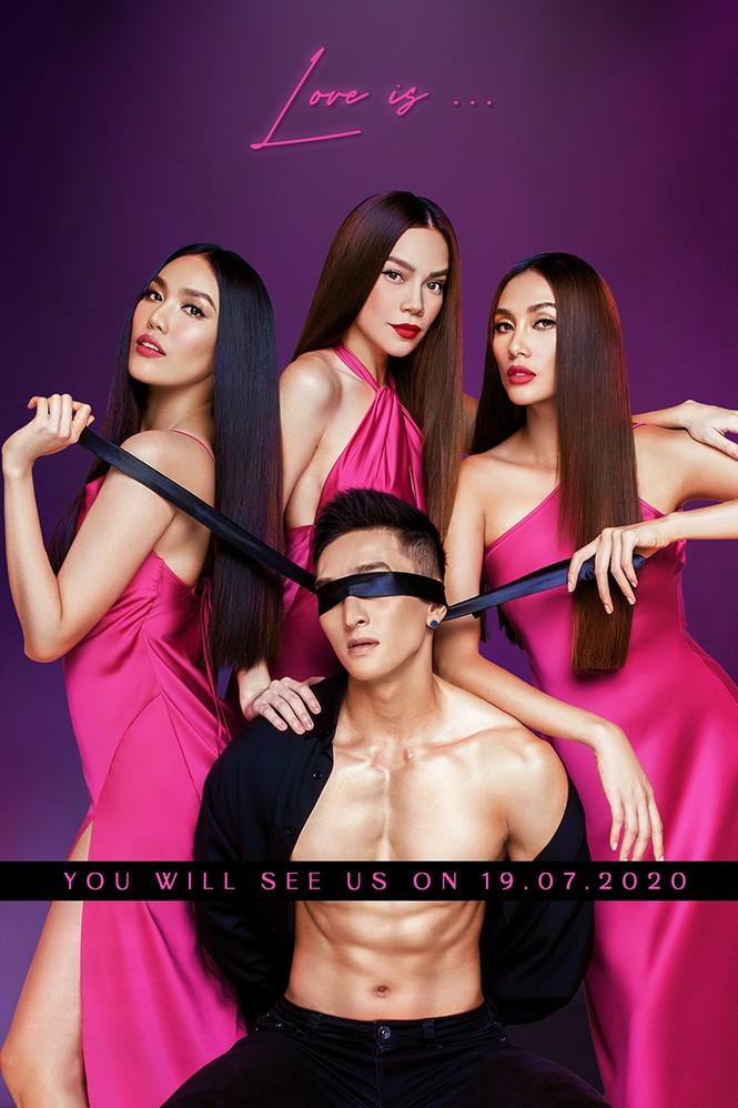 Đứng cạnh bà bầu Hà Hồ, siêu mẫu Võ Hoàng Yến bị soi vòng 2 to không thua kém - ảnh 4
