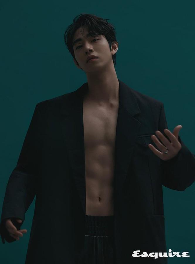 """Ahn Hyo Seop, """"mỹ nam"""" sở hữu đôi chân dài tít tắp, hình mẫu boyfriend mới của fangirl - ảnh 8"""