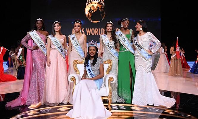 Không chấp nhận Hoa hậu đăng quang phải đeo khẩu trang, hàng loạt cuộc thi nhan sắc bị huỷ - ảnh 3