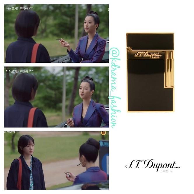 """Seo Ye Ji đúng là """"thánh đồ hiệu"""", đến bật lửa, bút máy và ô cũng có giá gây choáng - ảnh 3"""