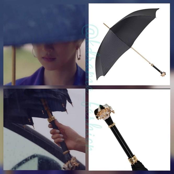 """Seo Ye Ji đúng là """"thánh đồ hiệu"""", đến bật lửa, bút máy và ô cũng có giá gây choáng - ảnh 2"""