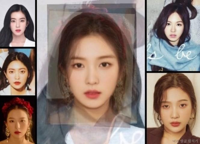 Netizen ghép hình BLACKPINK, TWICE và Red Velvet để so sánh visual, nhóm nào về nhất? - ảnh 2