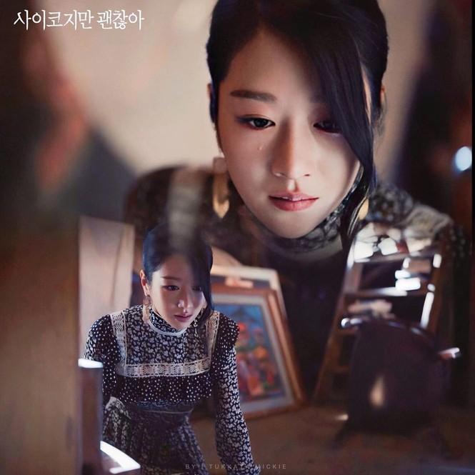 """""""Đụng hàng"""" bộ váy 100 triệu đồng với Seo Ye Ji, Joy (Red Velvet) bị chê trông xuề xòa hơn - ảnh 2"""