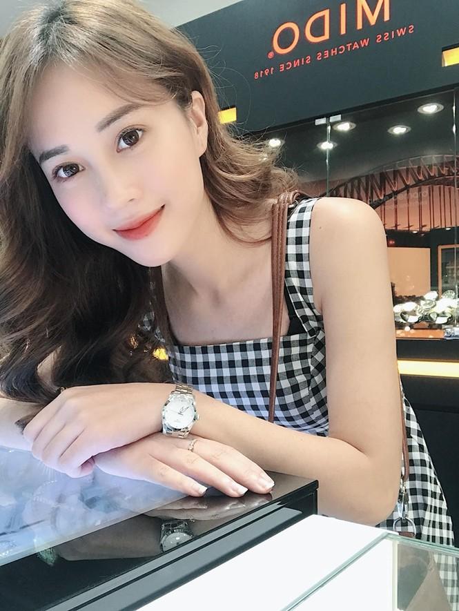"""Mai Phương – MC """"Bữa Trưa Vui Vẻ"""" gây bất ngờ khi trở thành ứng viên Hoa Hậu Việt Nam - ảnh 8"""