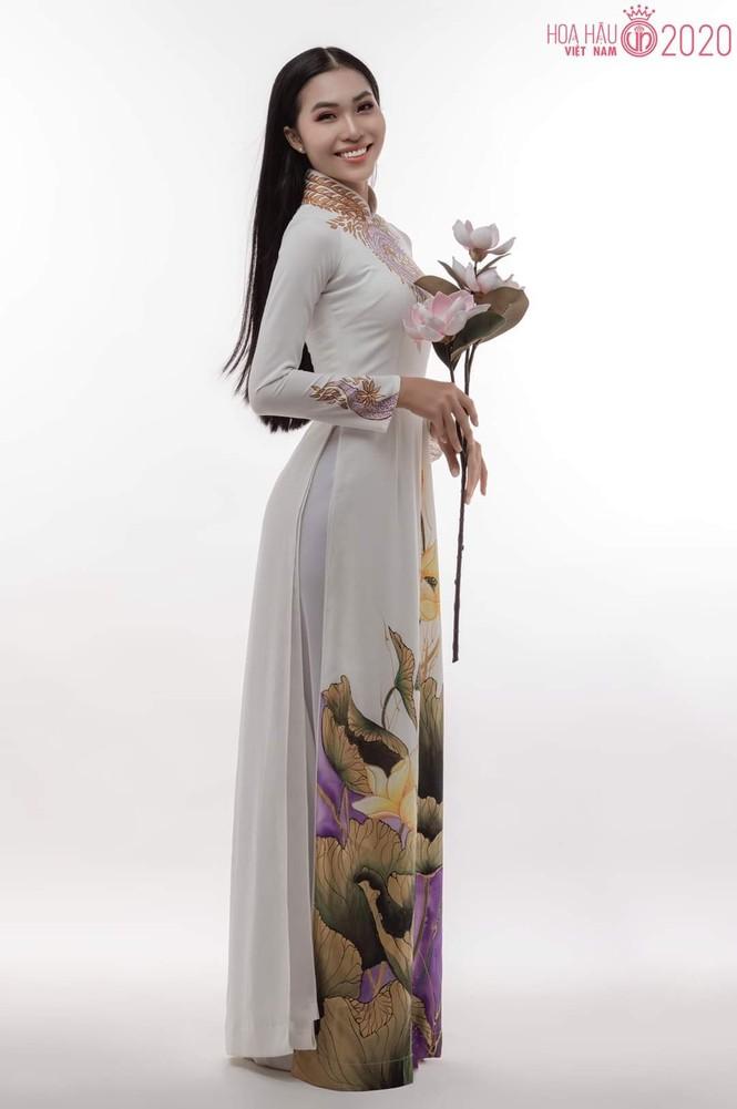 Lộ diện thí sinh Hoa Hậu Việt Nam có nụ cười giống Phạm Hương nhưng lại hâm mộ H'Hen Niê - ảnh 3