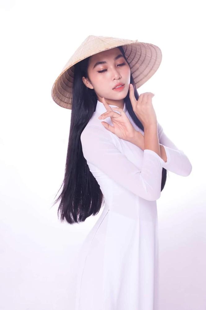 Lộ diện thí sinh Hoa Hậu Việt Nam có nụ cười giống Phạm Hương nhưng lại hâm mộ H'Hen Niê - ảnh 7