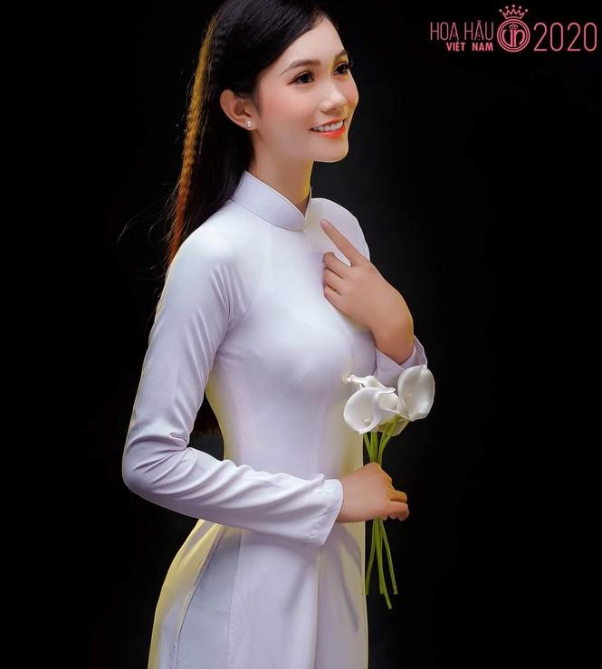Ứng viên 18 tuổi khu vực miền Tây của Hoa Hậu Việt Nam sở hữu chiều cao 1m74 - ảnh 5