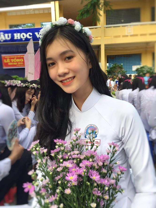 Ứng viên 18 tuổi khu vực miền Tây của Hoa Hậu Việt Nam sở hữu chiều cao 1m74 - ảnh 1