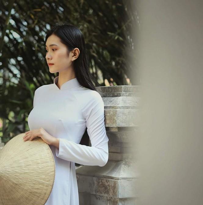 Ứng viên 18 tuổi khu vực miền Tây của Hoa Hậu Việt Nam sở hữu chiều cao 1m74 - ảnh 3