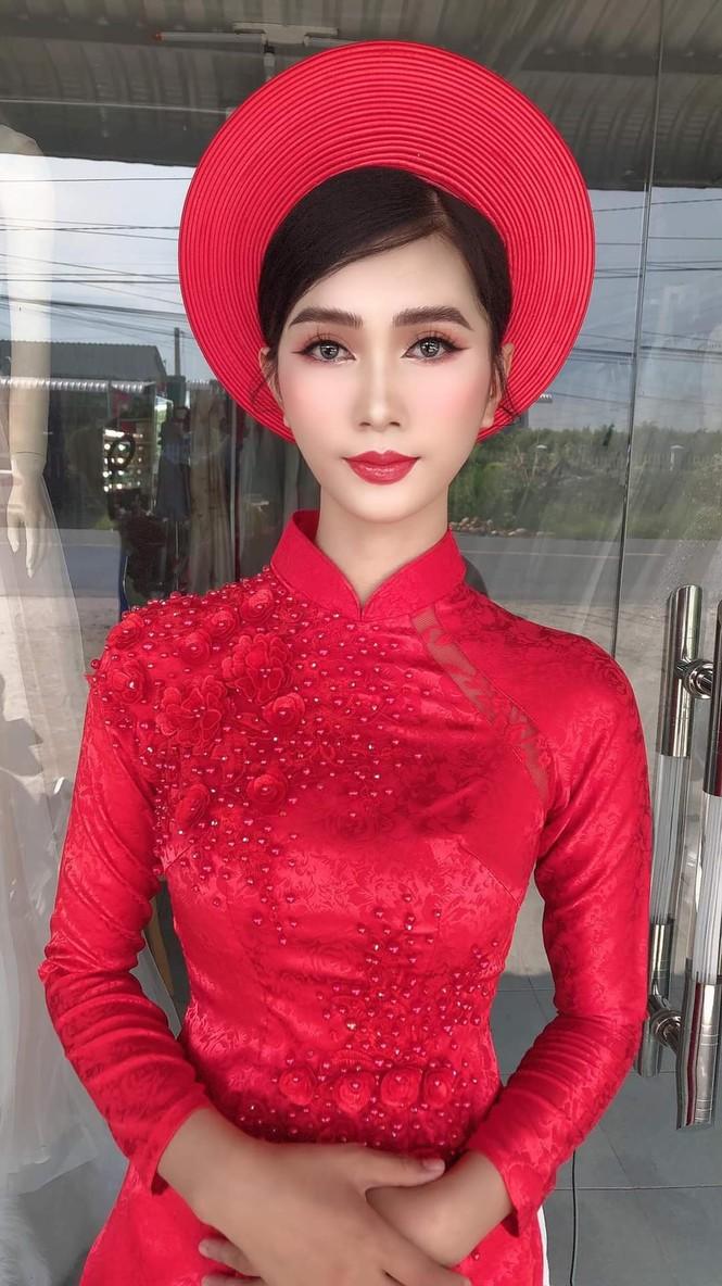 Ứng viên 18 tuổi khu vực miền Tây của Hoa Hậu Việt Nam sở hữu chiều cao 1m74 - ảnh 6
