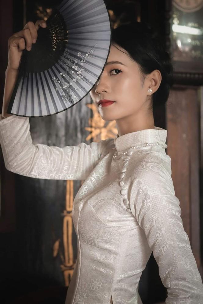 Ứng viên 18 tuổi khu vực miền Tây của Hoa Hậu Việt Nam sở hữu chiều cao 1m74 - ảnh 7