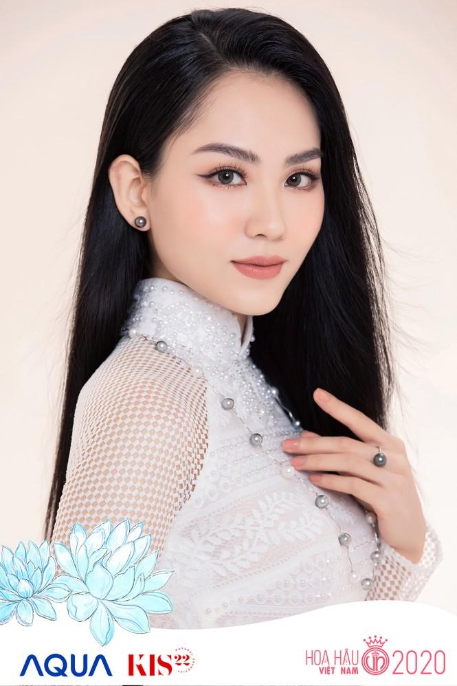 """Dàn thí sinh """"tài sắc vẹn toàn"""" được đặc cách vào Top 60 Hoa Hậu Việt Nam 2020 - ảnh 9"""