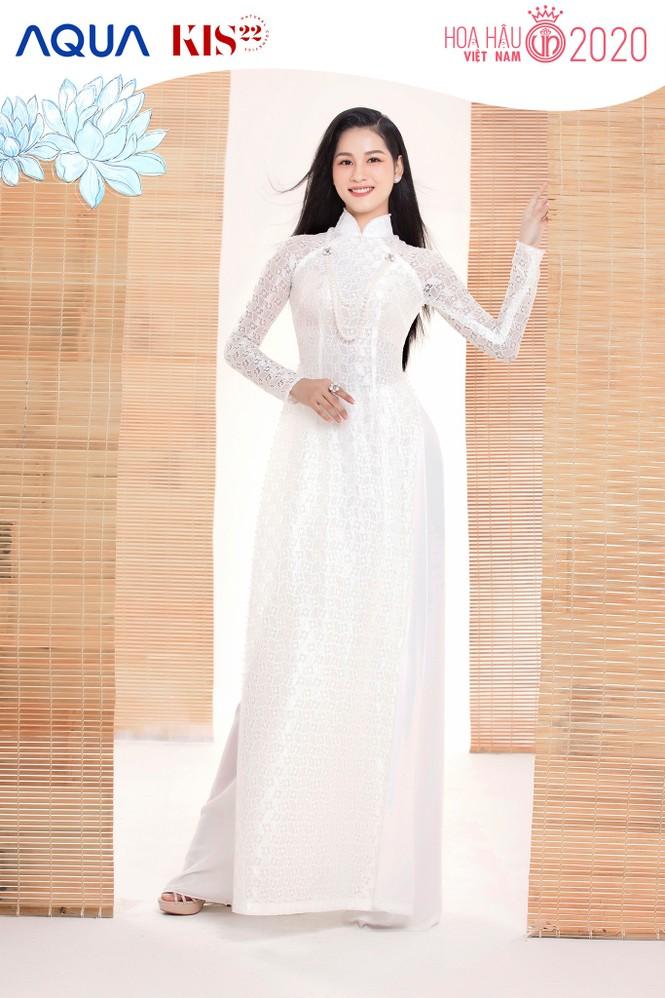 """Dàn thí sinh """"tài sắc vẹn toàn"""" được đặc cách vào Top 60 Hoa Hậu Việt Nam 2020 - ảnh 11"""