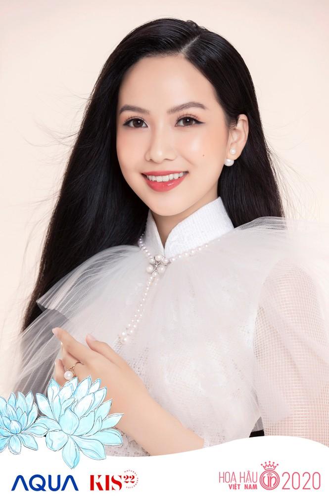 Các cô gái có chiều cao trên 1m70 của Top 60 Hoa Hậu Việt Nam duyên dáng trong tà áo dài - ảnh 6