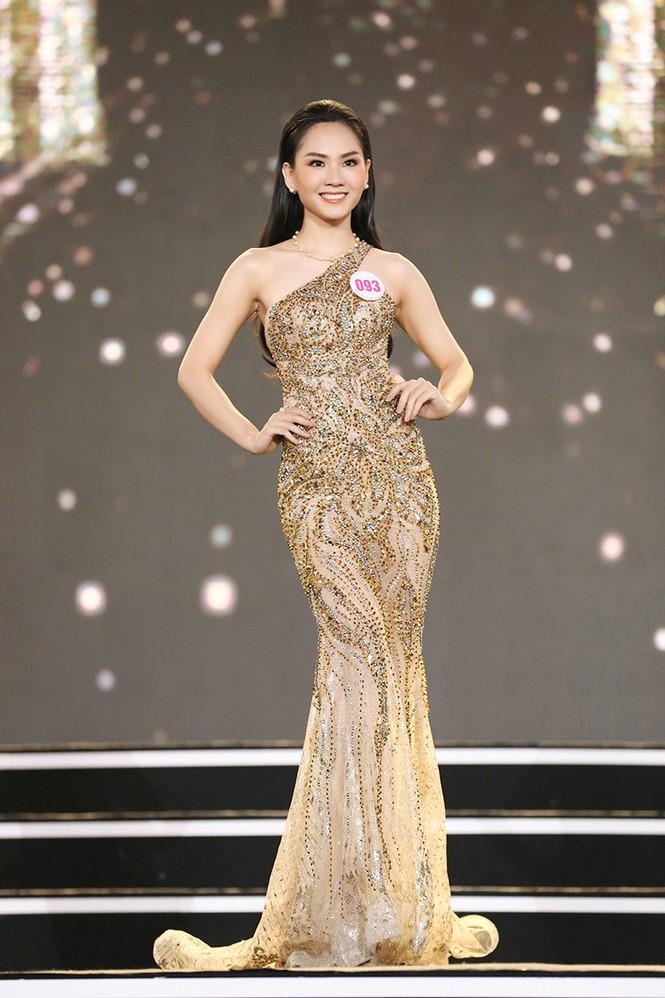 Top 35 Hoa hậu Việt Nam 2020 chính thức lộ diện trong trang phục dạ hội xinh đẹp lộng lẫy - ảnh 5