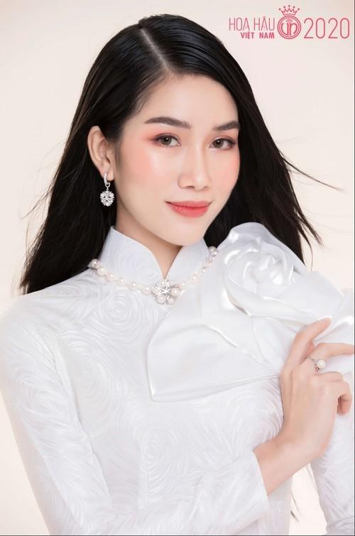 Ngắm nhan sắc xinh đẹp của 2 thí sinh có điểm IELTS cao nhất Top 35 Hoa Hậu Việt Nam 2020 - ảnh 1