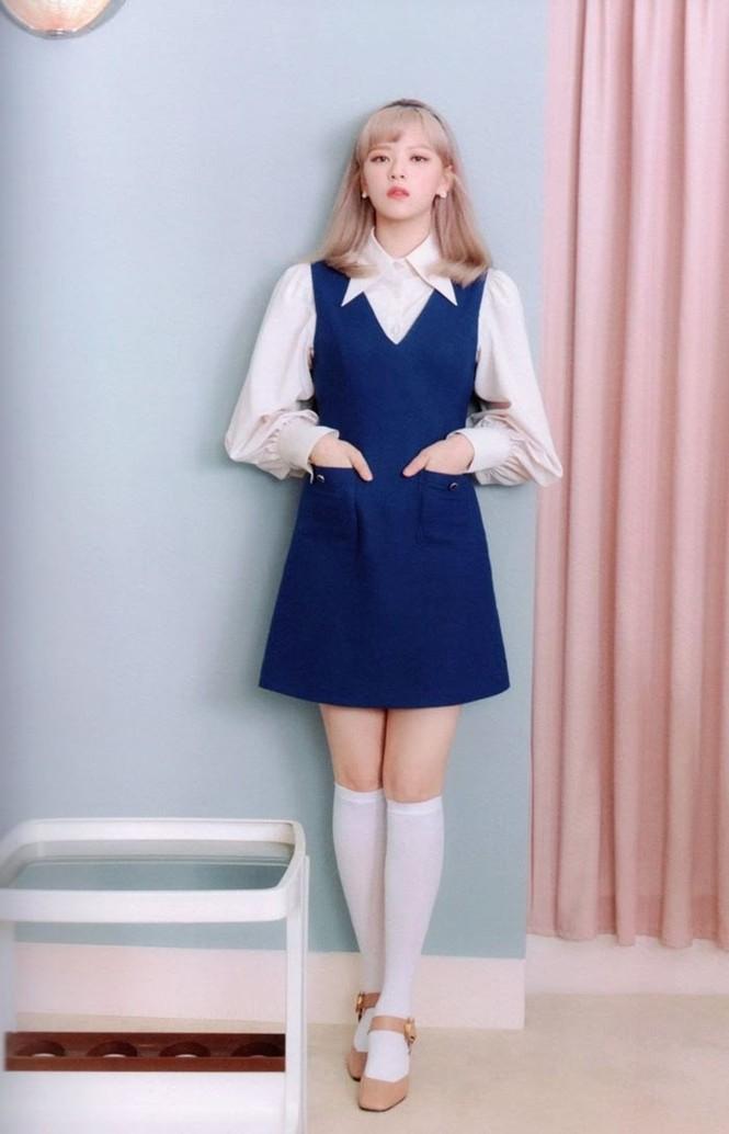 """Vì sao netizen Hàn """"năn nỉ"""" stylist cho TWICE mặc trang phục ở album mới phiên bản Retro? - ảnh 8"""