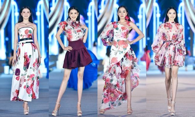 Đỗ Mỹ Linh vừa là Giám khảo, vừa là vedette đêm Người đẹp Thời trang của Hoa Hậu Việt Nam - ảnh 1