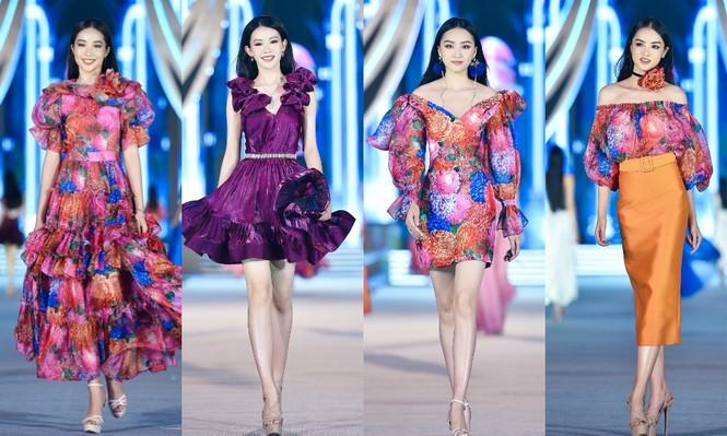 Đỗ Mỹ Linh vừa là Giám khảo, vừa là vedette đêm Người đẹp Thời trang của Hoa Hậu Việt Nam - ảnh 5