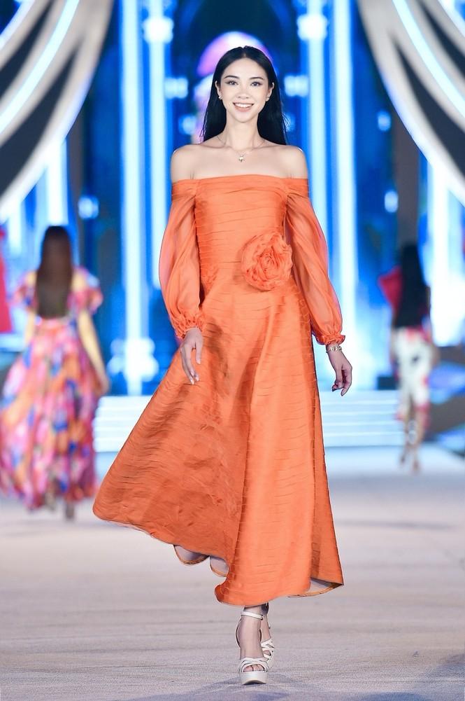 Khám phá profile ấn tượng của Top 5 Người đẹp Thời trang Hoa Hậu Việt Nam 2020 - ảnh 2