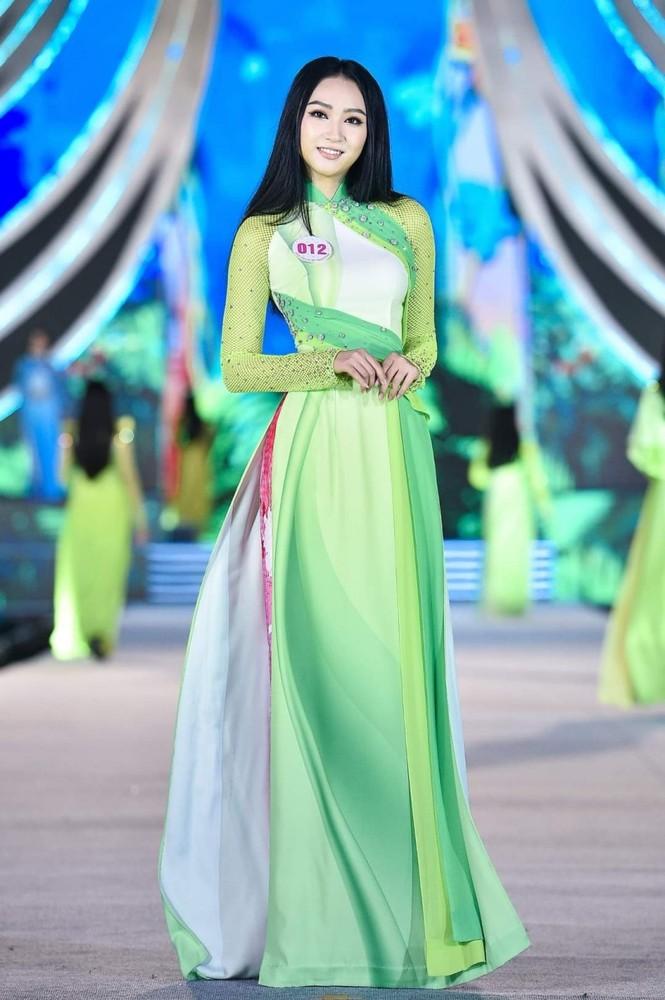 Ngắm sắc vóc khoẻ khoắn và rạng rỡ của Top 5 Người đẹp Thể Thao Hoa Hậu Việt Nam 2020 - ảnh 6