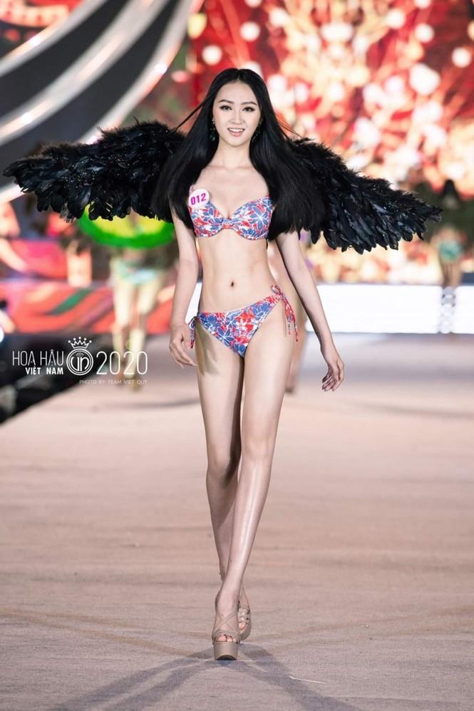 Ngắm sắc vóc khoẻ khoắn và rạng rỡ của Top 5 Người đẹp Thể Thao Hoa Hậu Việt Nam 2020 - ảnh 5