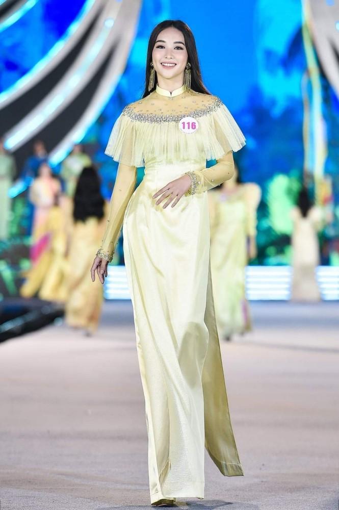 Ngắm sắc vóc khoẻ khoắn và rạng rỡ của Top 5 Người đẹp Thể Thao Hoa Hậu Việt Nam 2020 - ảnh 8