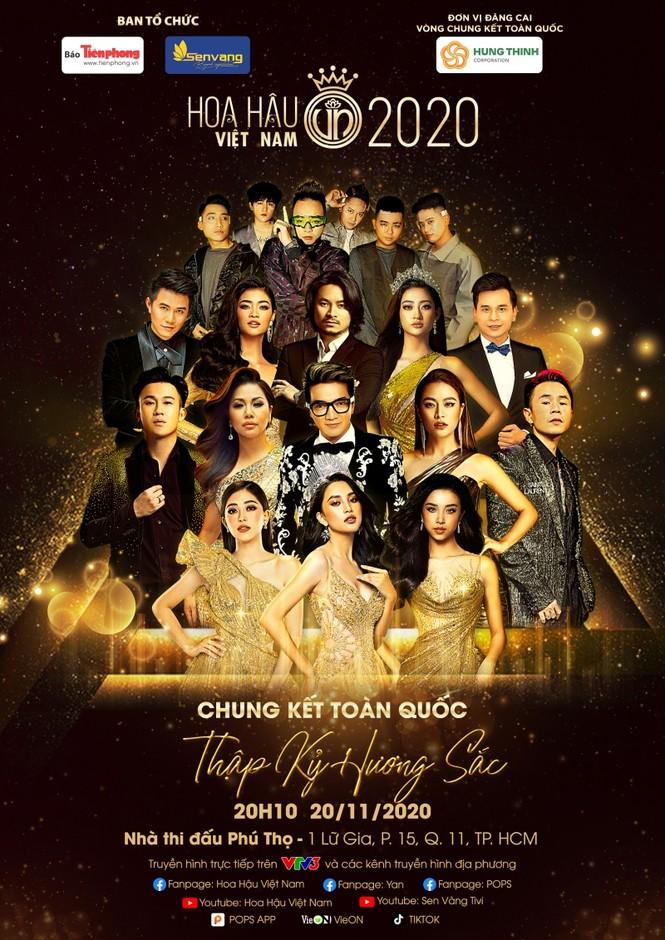 Hoa Hậu Việt Nam 2020: Hé lộ hình ảnh vé mời đặc biệt của đêm Chung kết toàn quốc - ảnh 4