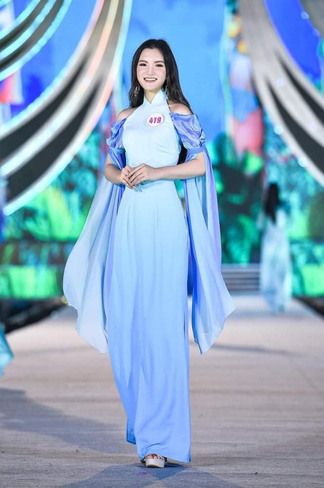 Ngắm sắc vóc khoẻ khoắn và rạng rỡ của Top 5 Người đẹp Thể Thao Hoa Hậu Việt Nam 2020 - ảnh 4