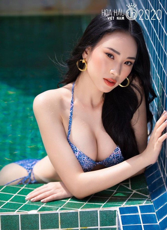 """Hoa Hậu Việt Nam 2020: Dàn ứng viên xinh đẹp được xem là """"ẩn số khó đoán"""" của Top 35 - ảnh 5"""