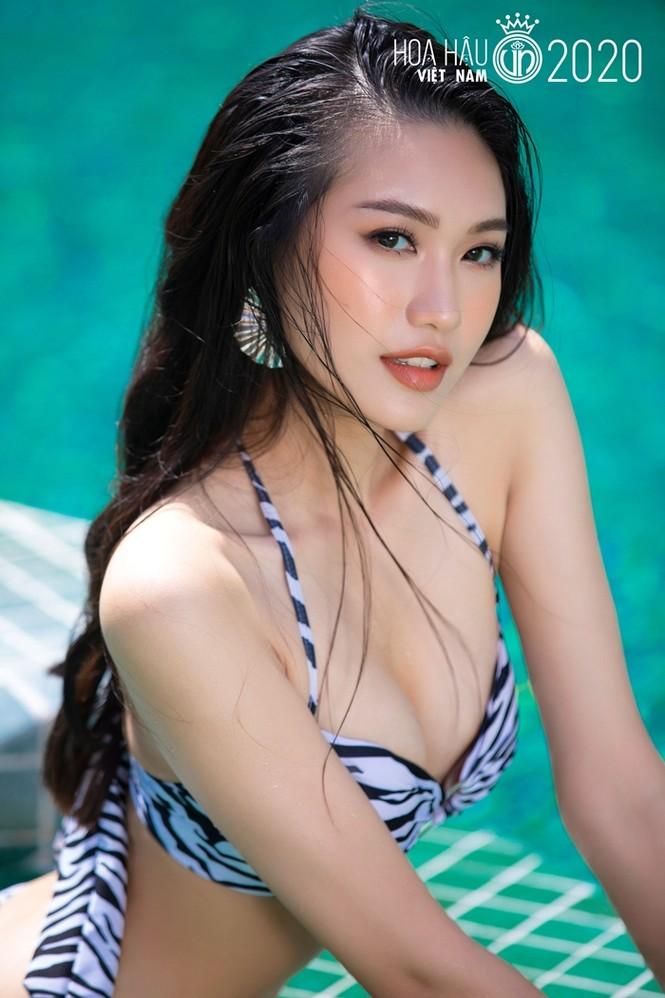 Hoa Hậu Việt Nam 2020: Sắc vóc hoàn hảo của 5 cô gái xinh đẹp và Tài năng nhất Top 35 - ảnh 1