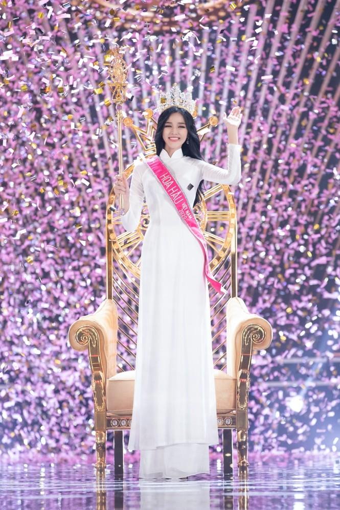Tân Hoa Hậu Việt Nam Đỗ Thị Hà: Xinh đẹp đáng yêu từ bé, ai cũng phải xuýt xoa - ảnh 9