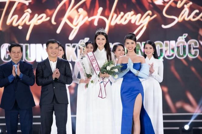 Nguyễn Lê Ngọc Thảo: Cô gái lần đầu đi thi sắc đẹp đã giành luôn ngôi vị Á hậu 2 - ảnh 8