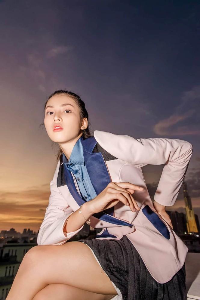 Nguyễn Lê Ngọc Thảo: Cô gái lần đầu đi thi sắc đẹp đã giành luôn ngôi vị Á hậu 2 - ảnh 5