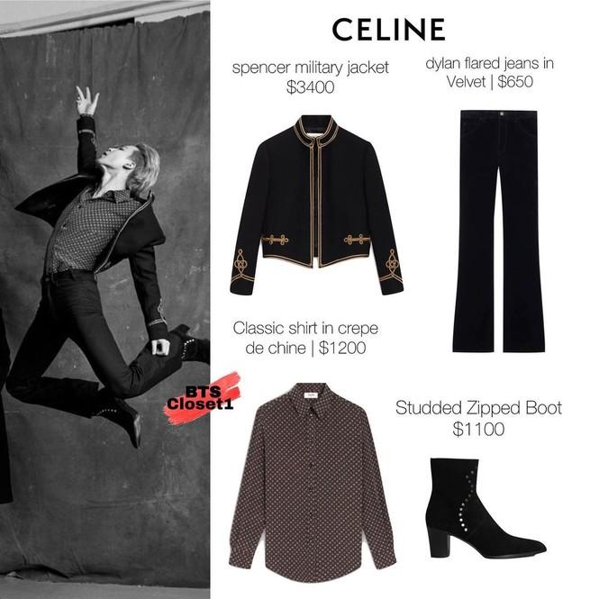 Jimin (BTS) khiến netizen bất ngờ với đôi bốt cao 8.5cm trong loạt ảnh chụp cho Esquire - ảnh 2